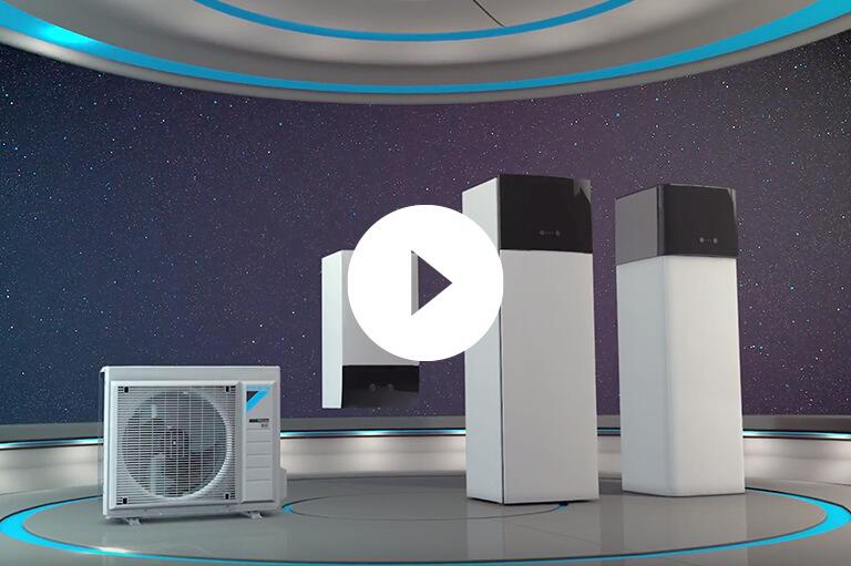 Doorklik product lucht water video